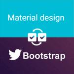 ورک بوت استرپ یا متریال دیزاین