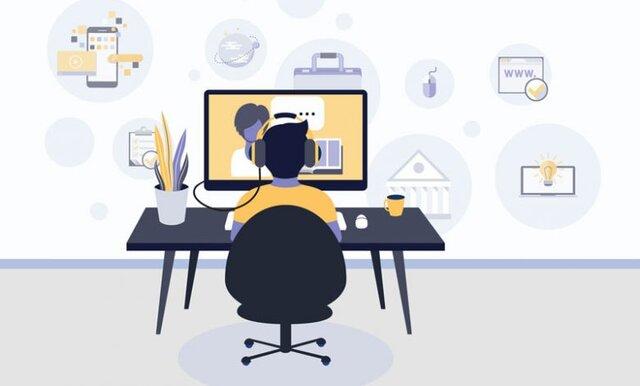 اطلاعیه دوره های آموزش مجازی (آنلاین)